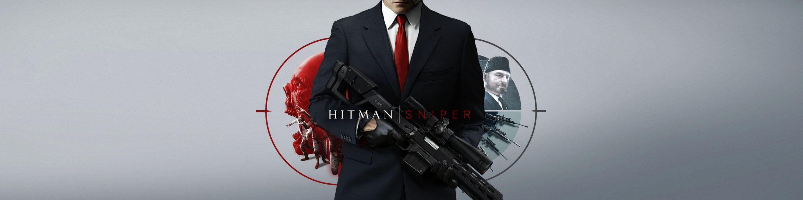 [已购]杀手:狙击 (Hitman Sniper)-草蜢资源