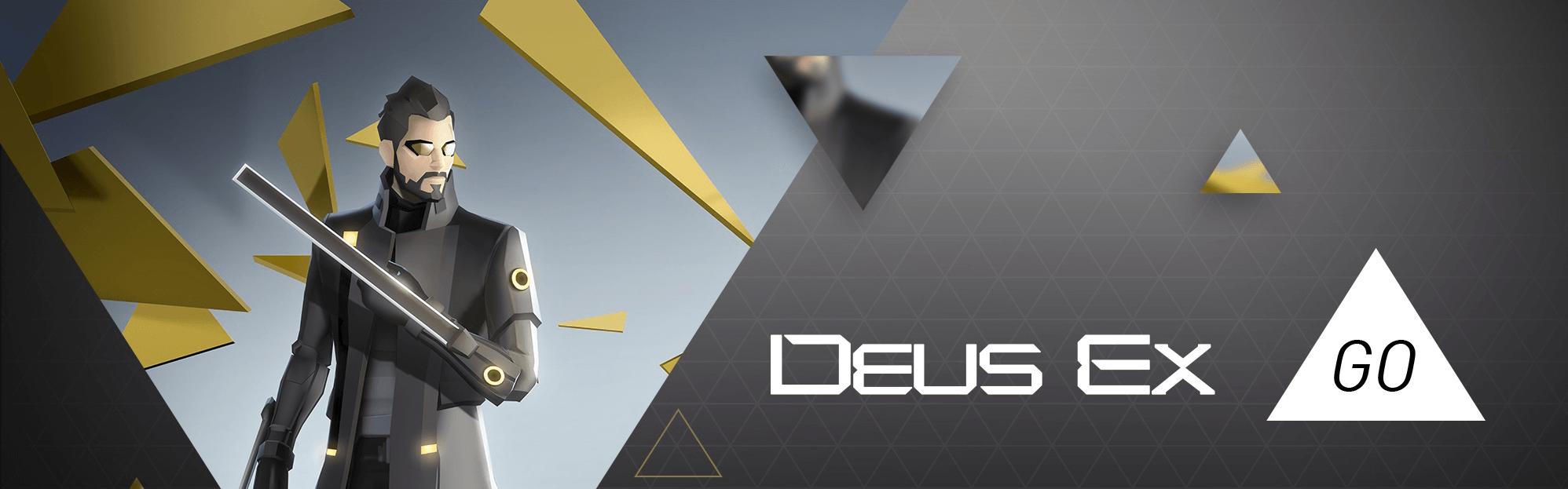 [已购]Deus Ex GO-草蜢资源