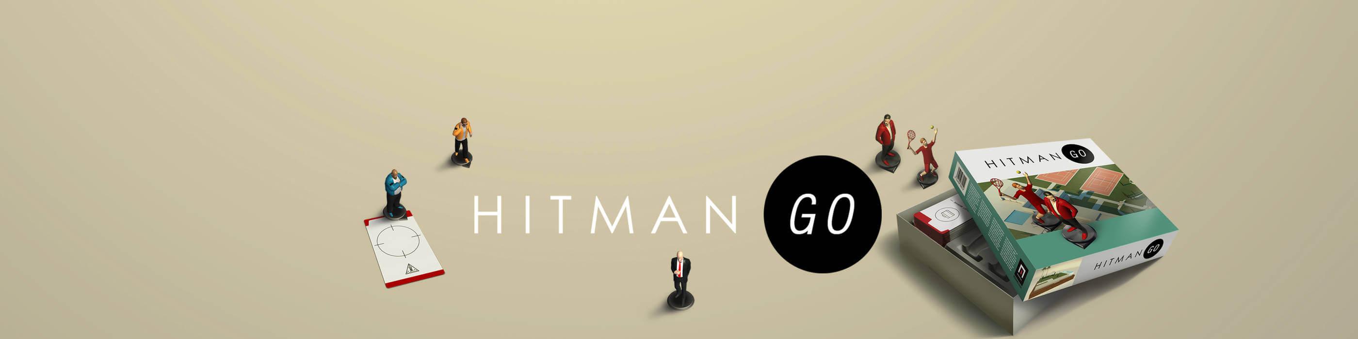 [已购]Hitman GO-草蜢资源