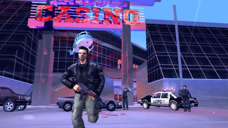 [已购]Grand Theft Auto III-草蜢资源