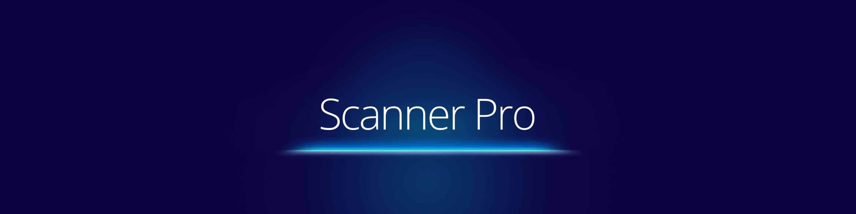 [已购]Scanner Pro-扫描、文档扫描&文字识别-草蜢资源